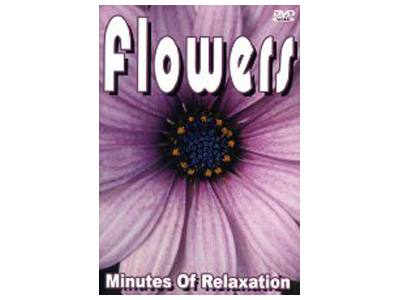 DVD Doku - Flowers Minutes of Relaxation